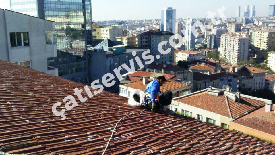 Beşiktaş Çatı Temizliği