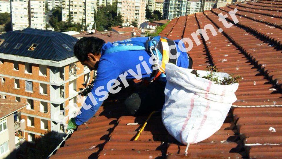 Ümraniye Apartman Çatı Bakımı