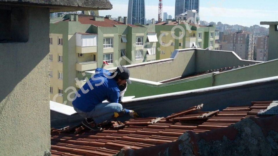 Tuzla Çatı Arası İzolasyon