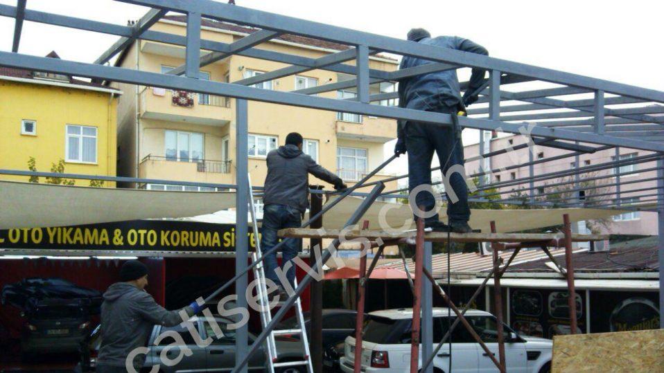 Kadıköy Apartman Çatı Bakımı