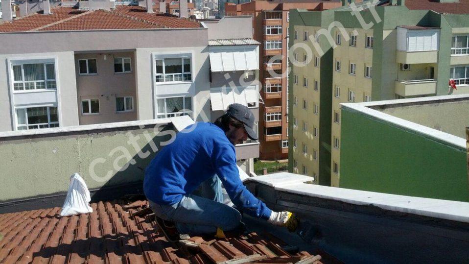 Beşiktaş Çatı Arası İzolasyon