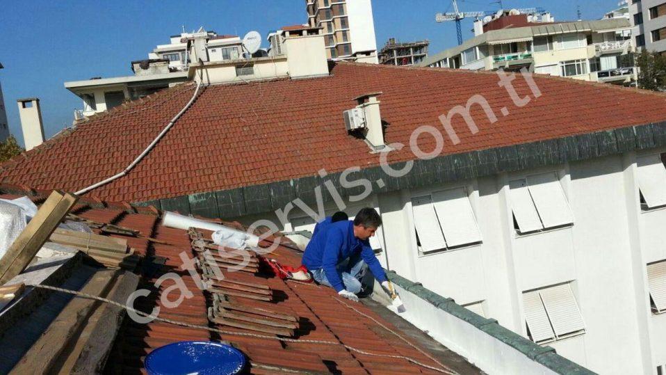Beşiktaş Apartman Çatı Tamiri