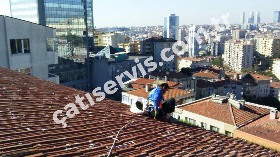 Üsküdar Apartman Çatı Bakımı