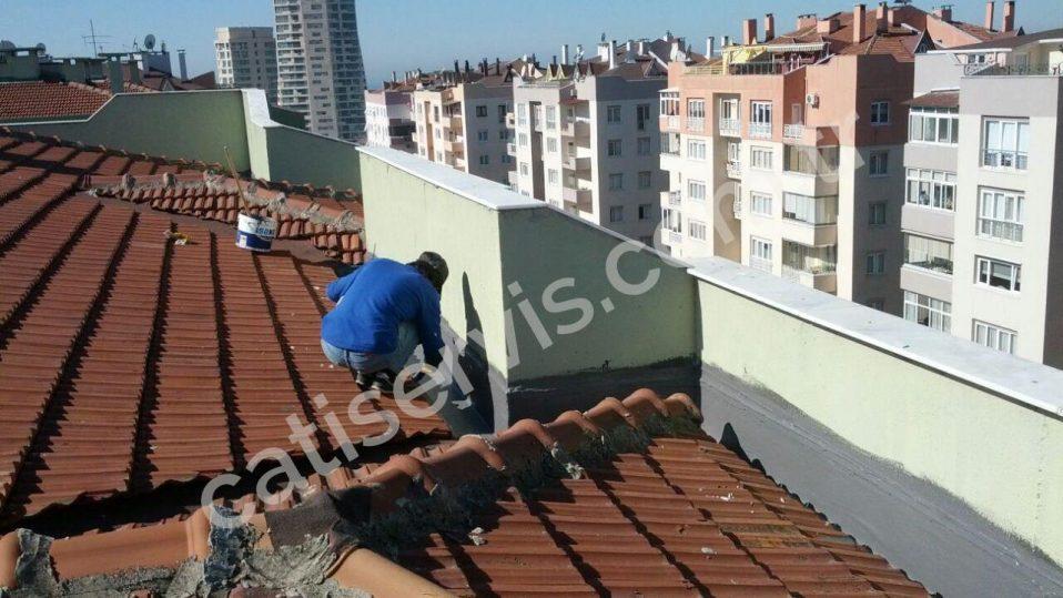 Sarıyer Çatı Arası İzolasyon