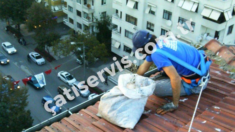Beşiktaş Apartman Çatı Bakımı