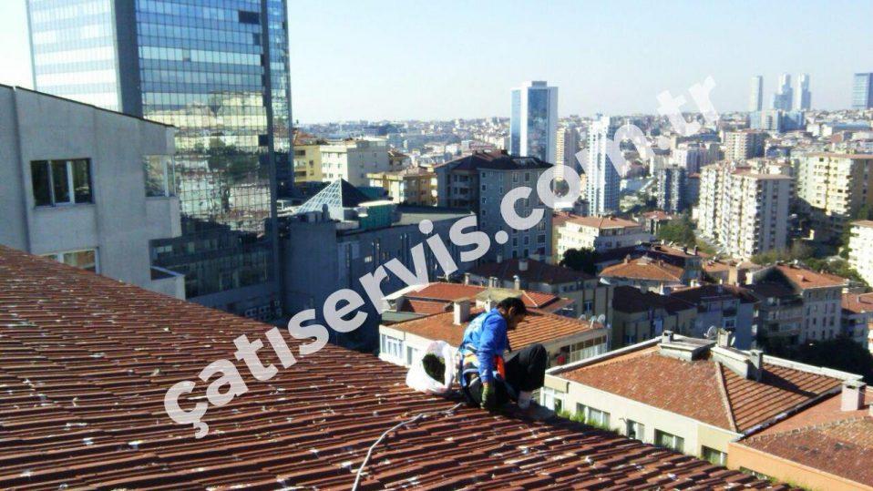 Sarıyer Okul ve hastane Çatı Bakımı