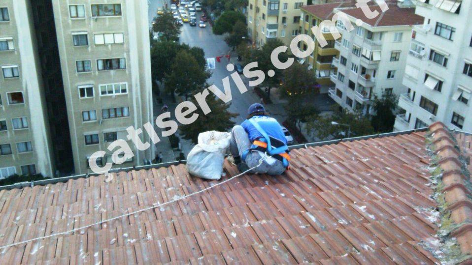 Kadıköy Apartman Çatı Temizliği