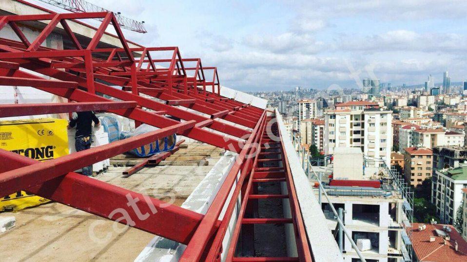 Beşiktaş Çatı Yapımı