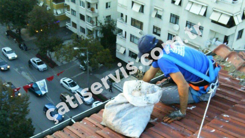 Pendik Apartman Çatı Temizliği