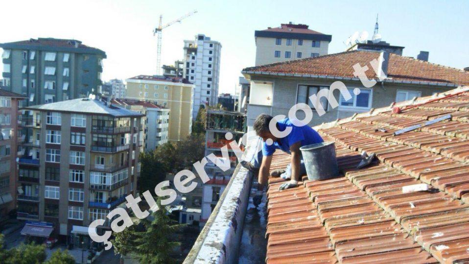 Ataşehir Apartman Çatı Bakımı