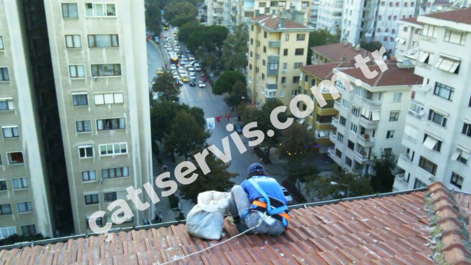 Tuzla Apartman Çatı Bakımı