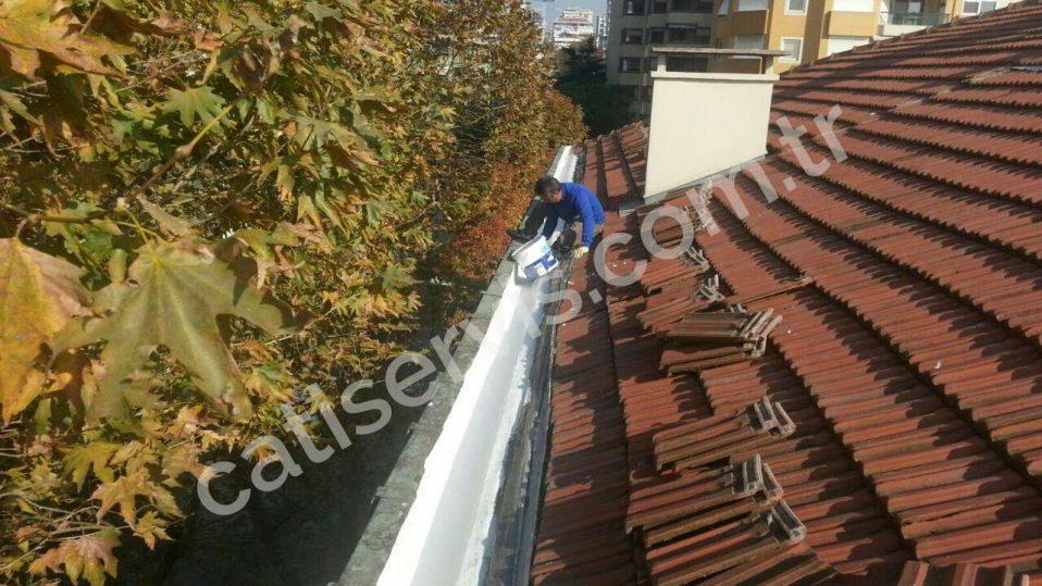 kadıköy apartman çatı tamiri